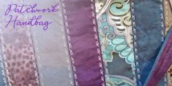 Patchwork Handbag (i can sew!)