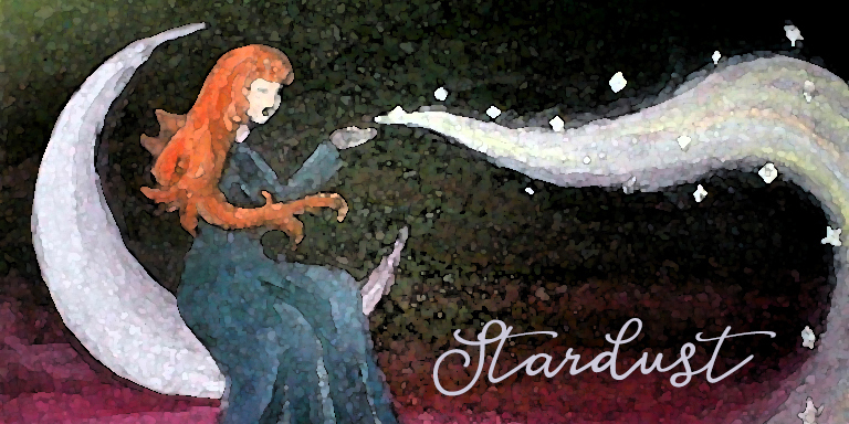Stardust title