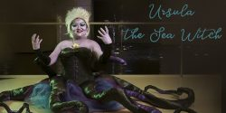 Ursula the Sea Witch (my first cosplay)